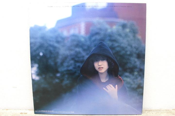 美品 LP 松田聖子 風立ちぬ マスターサウンド盤 MASTER SOUND 30AH 1213_画像2