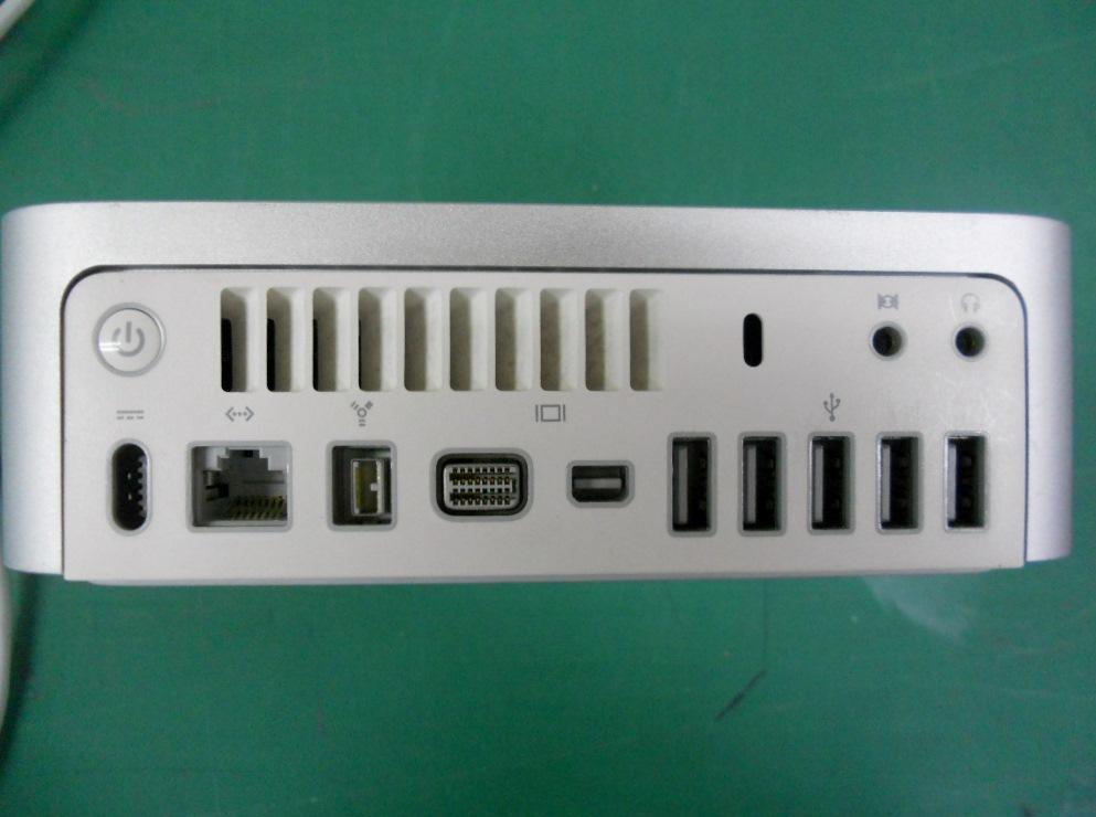 Mac Mini Late2009 +モニター15インチ+Macキーボード+ワイアレスマウスのセットです。_画像9