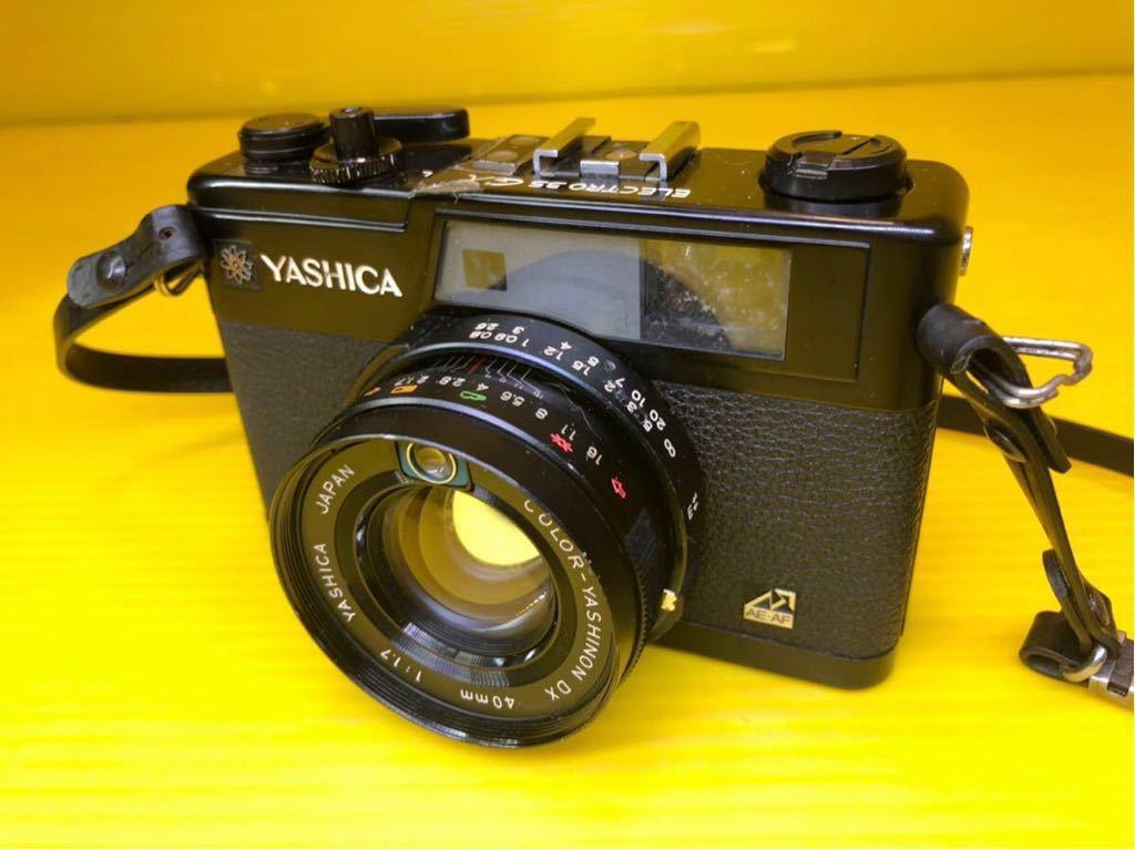 ジャンク品 部品取り品 フィルムカメラ まとめて pentax yashica nikomat konica canon _画像3