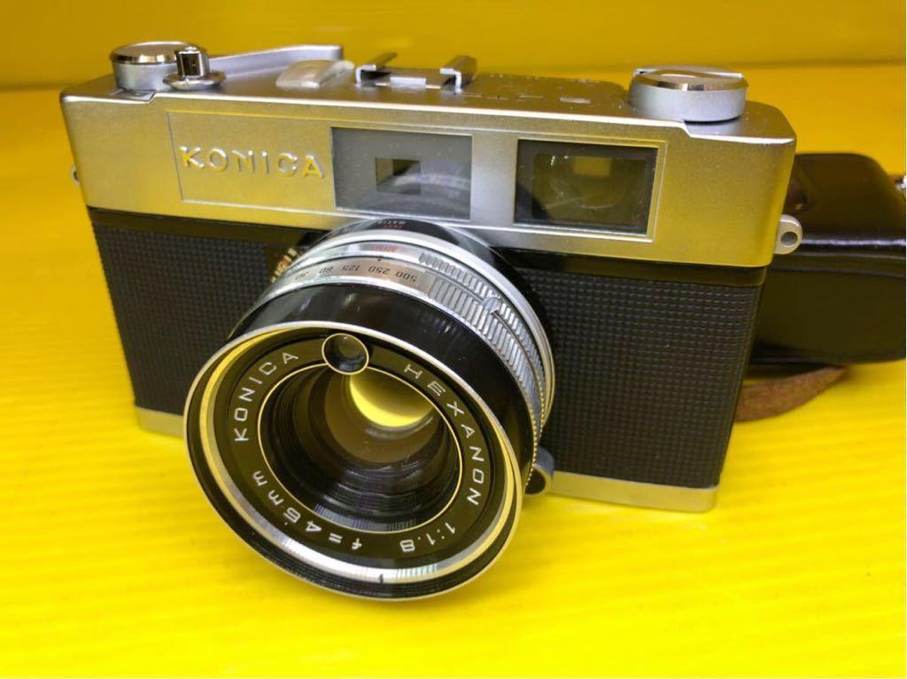 ジャンク品 部品取り品 フィルムカメラ まとめて pentax yashica nikomat konica canon _画像5