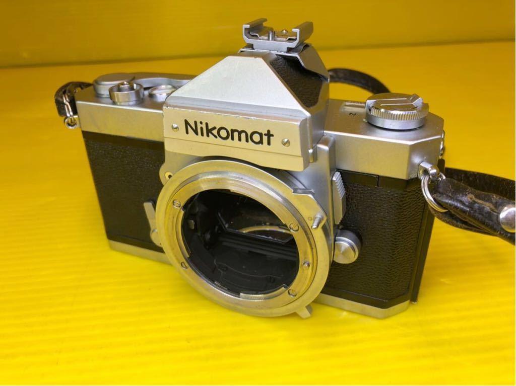 ジャンク品 部品取り品 フィルムカメラ まとめて pentax yashica nikomat konica canon _画像4