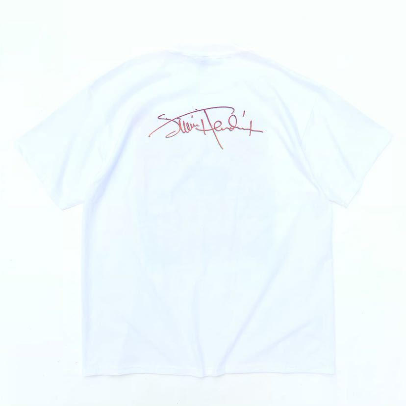 ■激レア デッドストック■2000s JIMI HENDRIX 千手観音 Tシャツ L 白 ジミヘンドリックス ジミヘン バンドTシャツ ビンテージ 90s_画像2