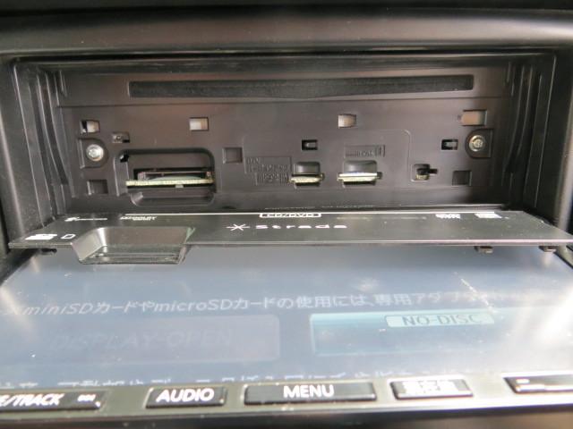 N187-8 プジョーOP/パナソニック CN-MW250D メモリ 4×4地デジ内臓ナビ 2010年_画像7