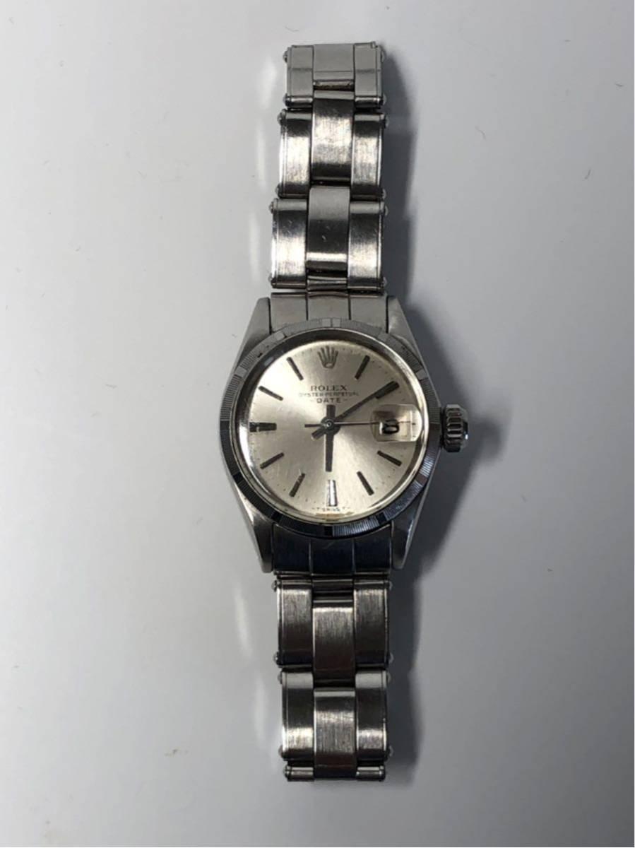 ロレックス 6519 パーペチュアルデイト 旧J