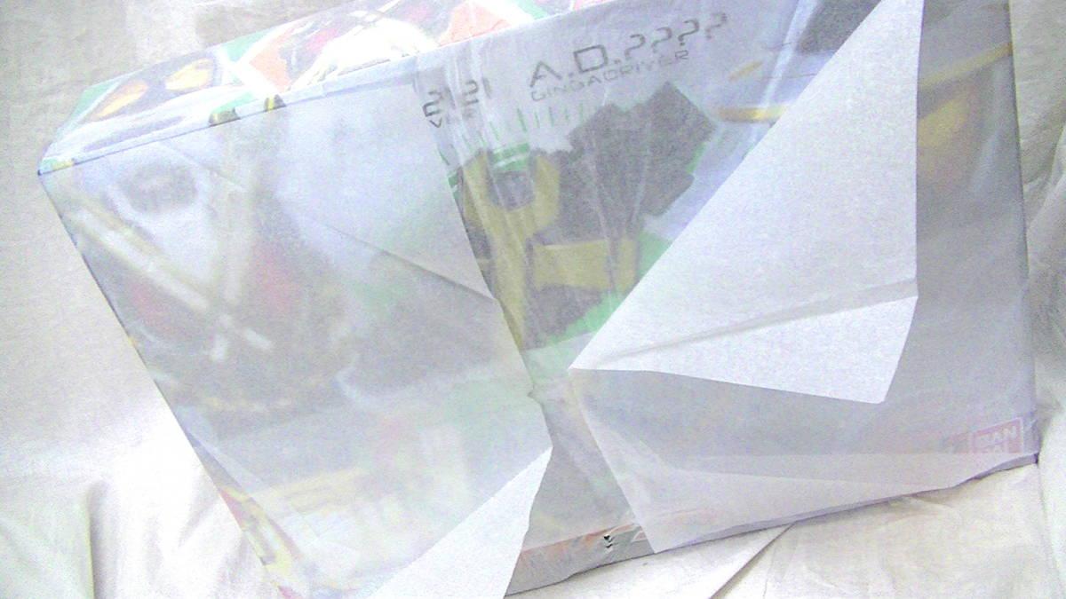 【新品同様】プレミアムバンダイ限定 DXミライドライバー シノビ・クイズ・キカイ・ギンガ 仮面ライダージオウ_画像6