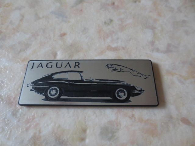 英国製ジャガーEタイプマグネット・新品&未使用品・JAGUAR XKE・ルマン・007・XJ・XJS・XK・XF・IPACE_素晴らしい造りのマグネットです