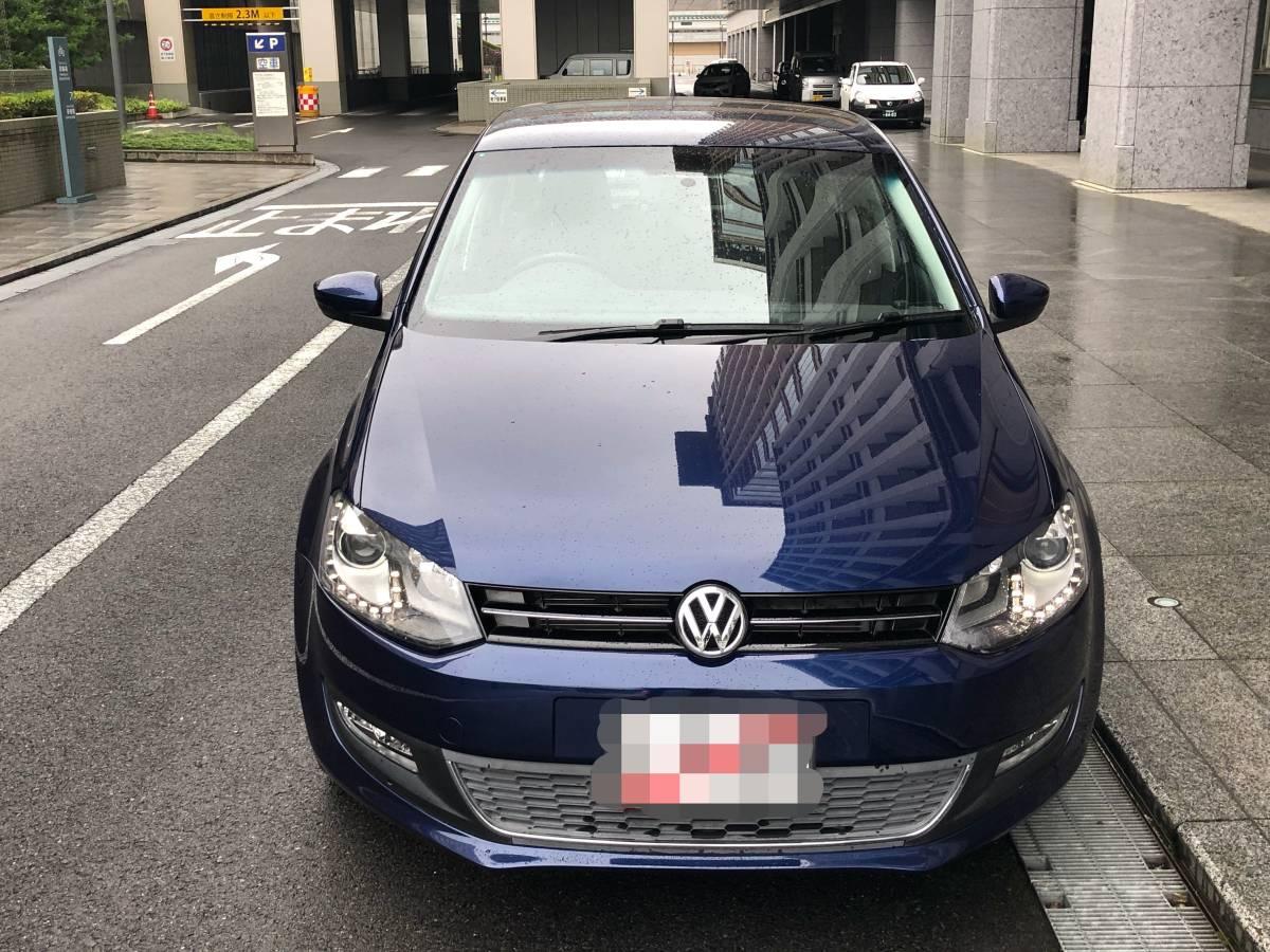 極上車 2013年式 VWポロ TSIハイライン 現状58万円 即決68万円車検全込_画像4