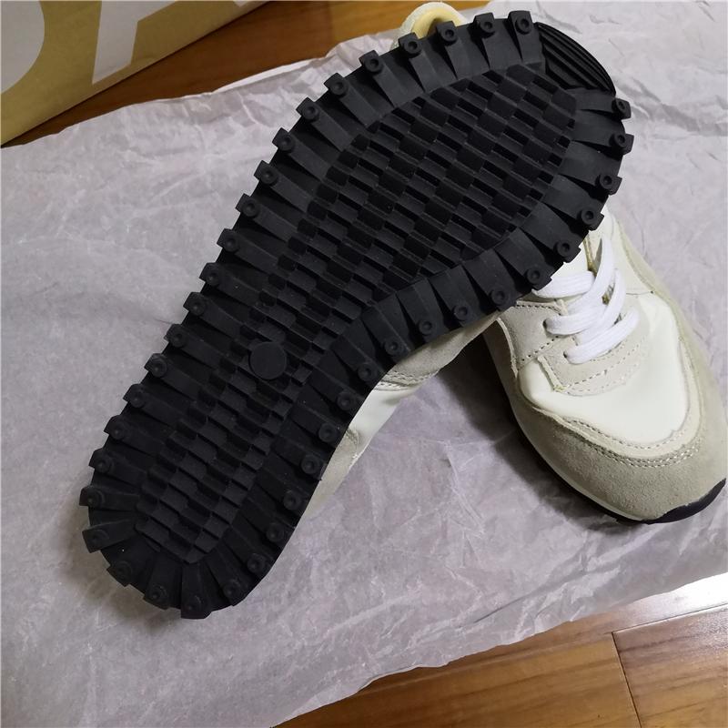 未使用 SPALWART MARATHON TRAIL スニーカー 靴 マラソントレイル ローカットスニーカー WHITE WB 42_画像3