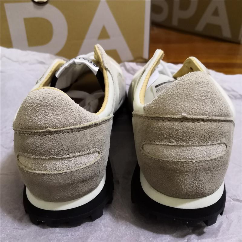 未使用 SPALWART MARATHON TRAIL スニーカー 靴 マラソントレイル ローカットスニーカー WHITE WB 42_画像4