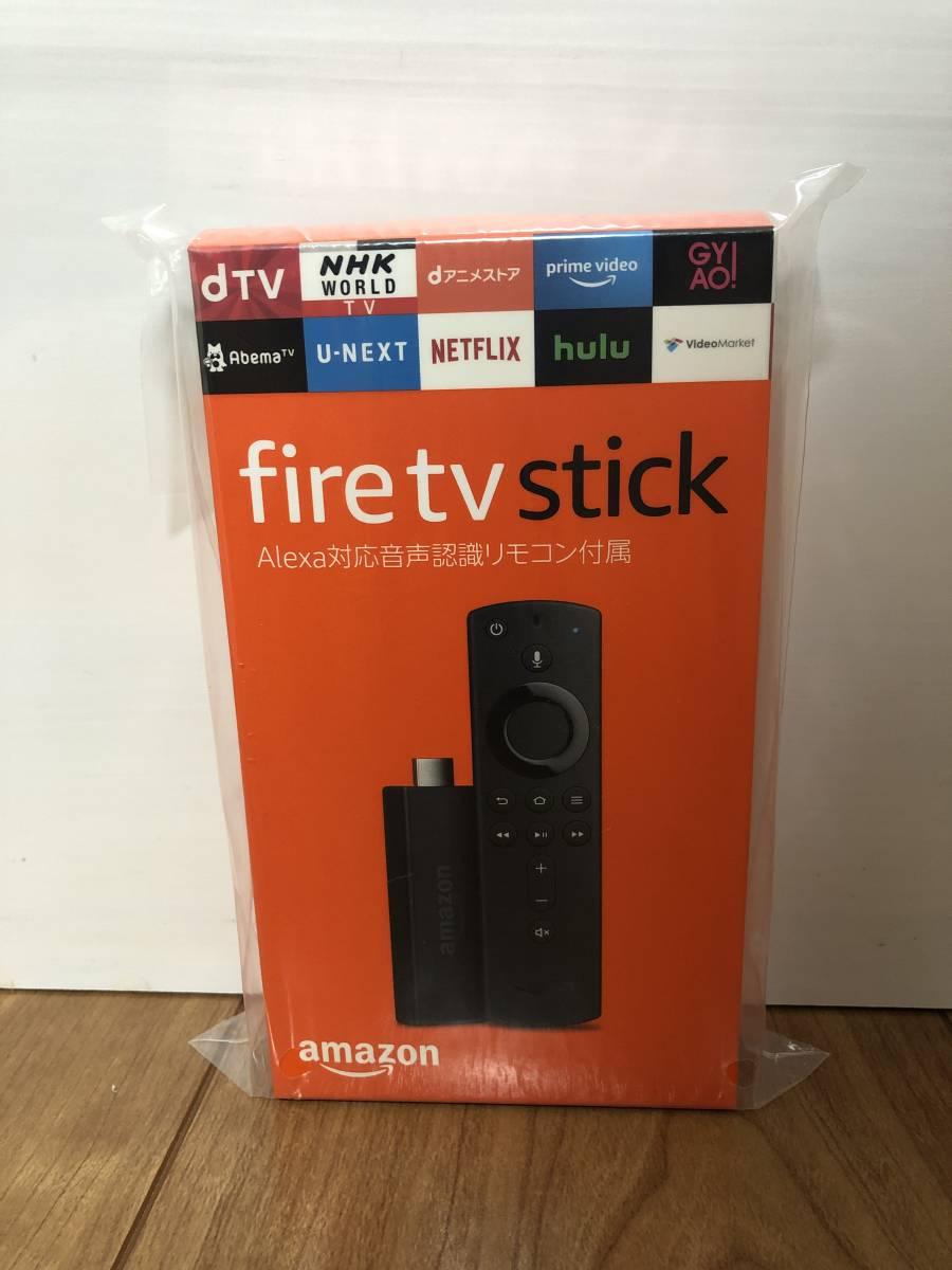 ★ 送料無料 ★ 新品未開封 ★ 最新モデル amazon ★ Fire TV Stick - Alexa対応音声認識リモコン付属 ★