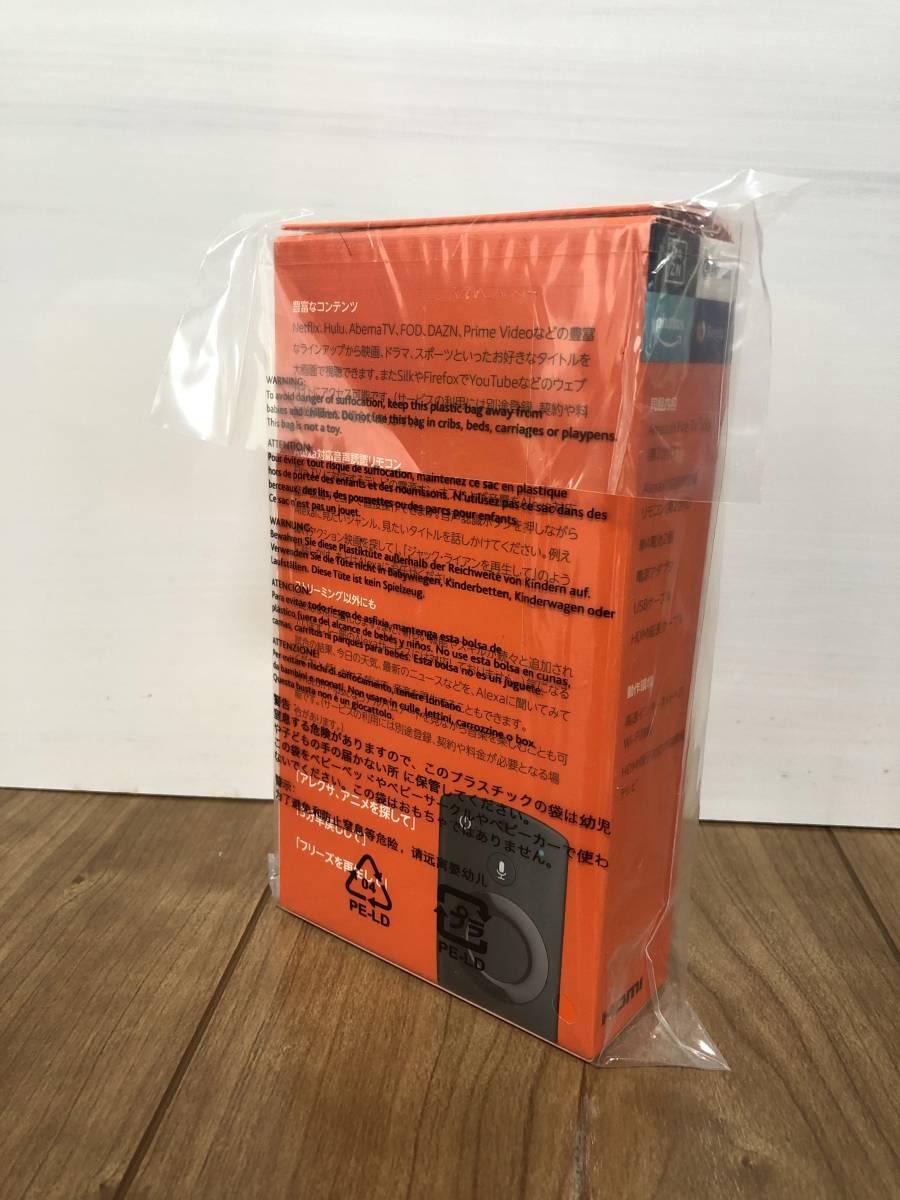 ★ 送料無料 ★ 新品未開封 ★ 最新モデル amazon ★ Fire TV Stick - Alexa対応音声認識リモコン付属 ★_画像3