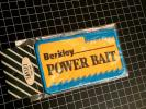 hiroyuki0030_0509 - Berkley POWER BAIT バークレイ パワーベイト ワッペン エンブレム アブガルシア ペン ガルプ ABU
