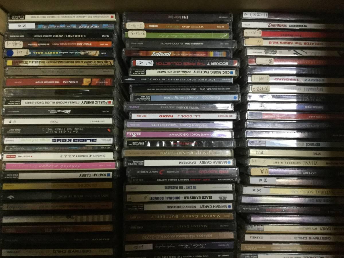 一軒の店舗より HIPHOP R&B CD280枚まとめて出品致します。kai684_画像4