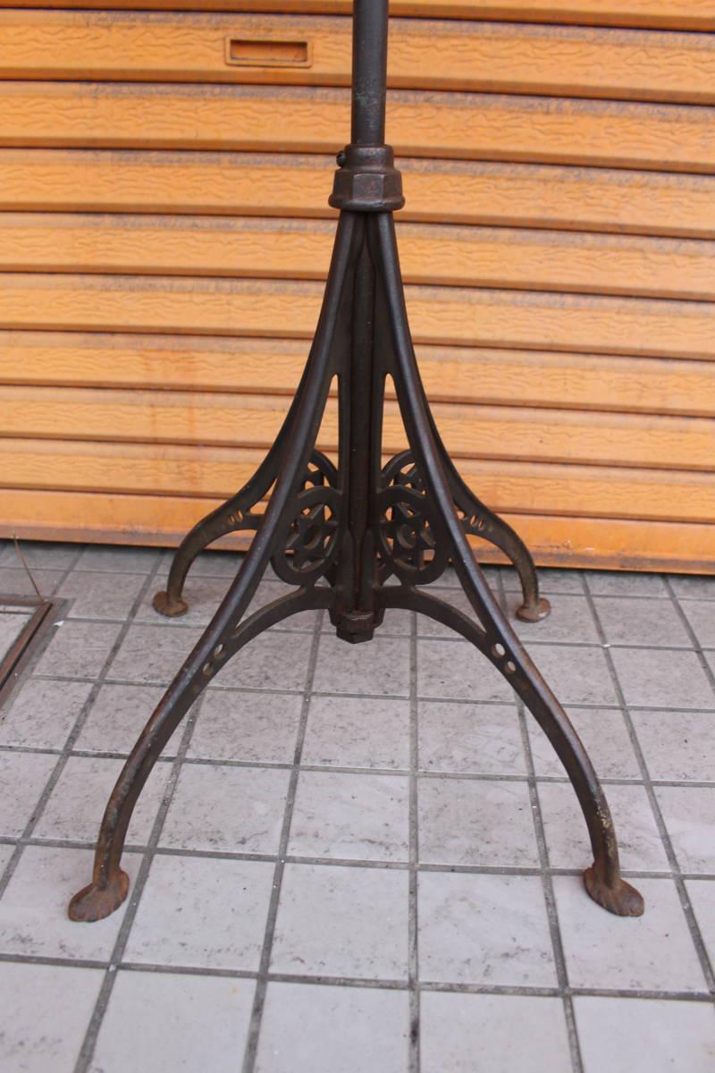 ハンガーラック インダストリアル 10's 20's ジャパンカラー ビクトリアン アンティーク アメリカ製 クロージングラック_画像3