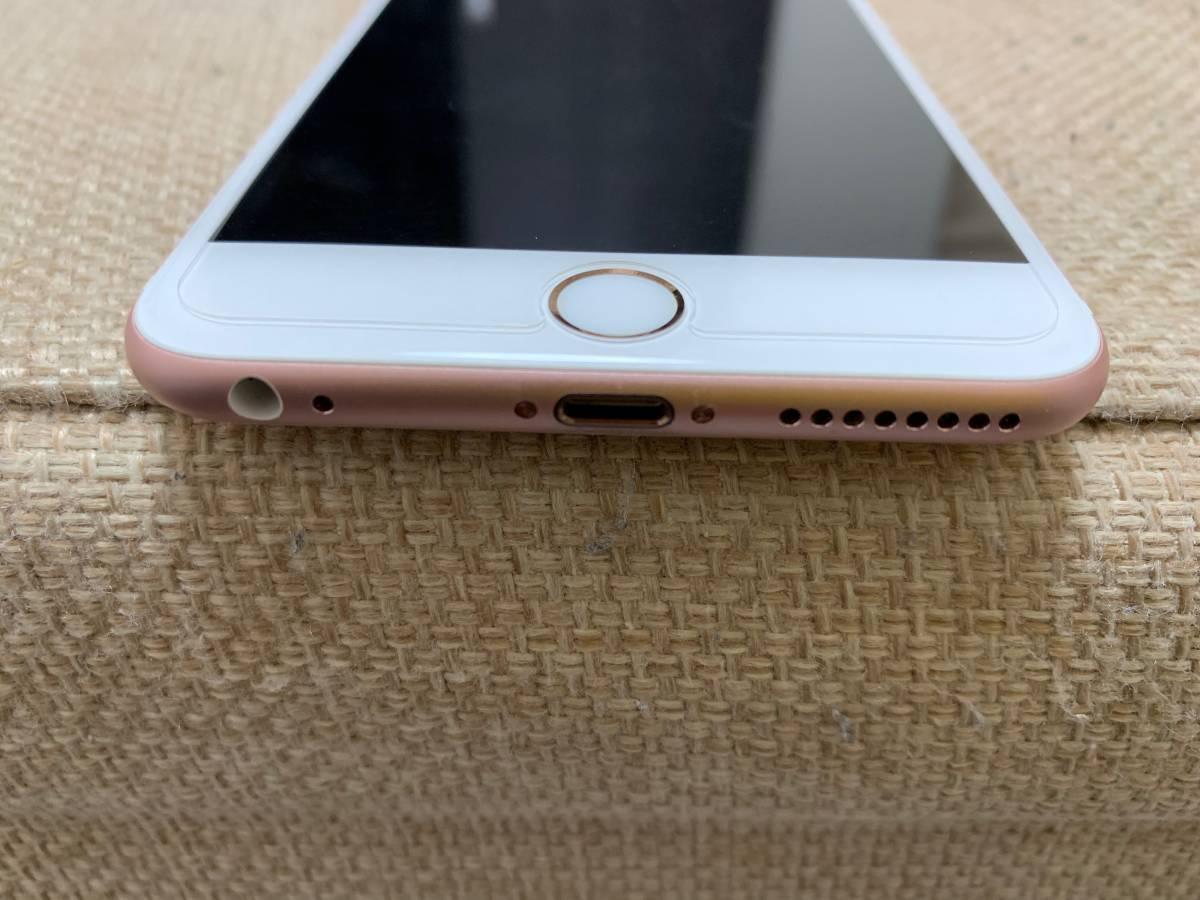 docomo iphone6s plus 16G 中古 ローズゴールド simロック解除済み_画像7