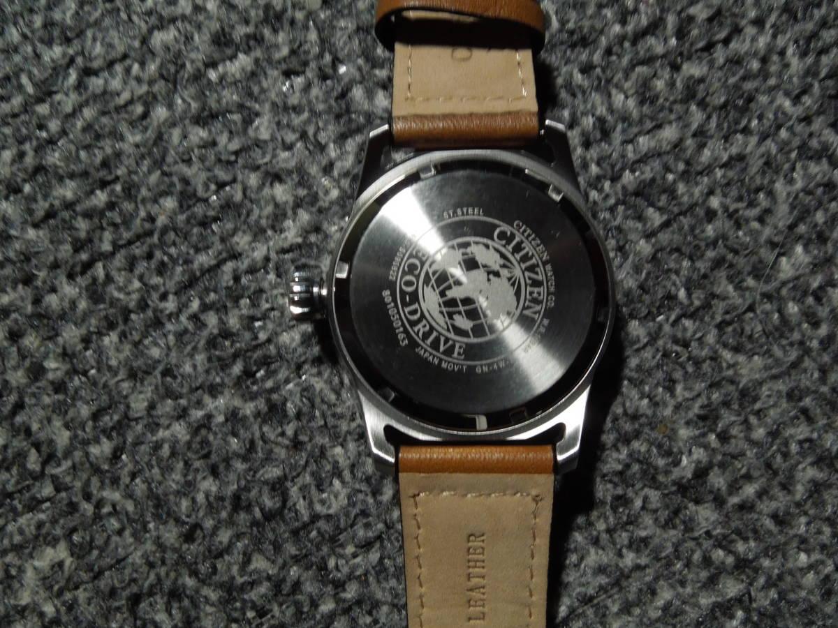 シチズン Citizen AW1361-10H 並行輸入 メンズ 新品同様 時計 エコドライブ _画像2