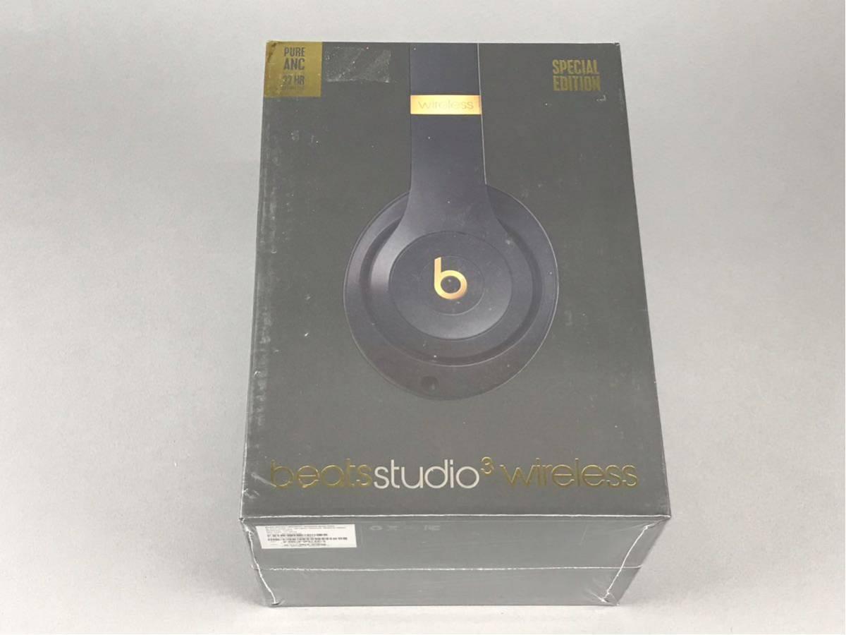 新品未開封 beats studio3 wireless グレー Bluetooth ゲーミングイヤホン ヘッドセット ゲーミングヘッドセット 箱付き