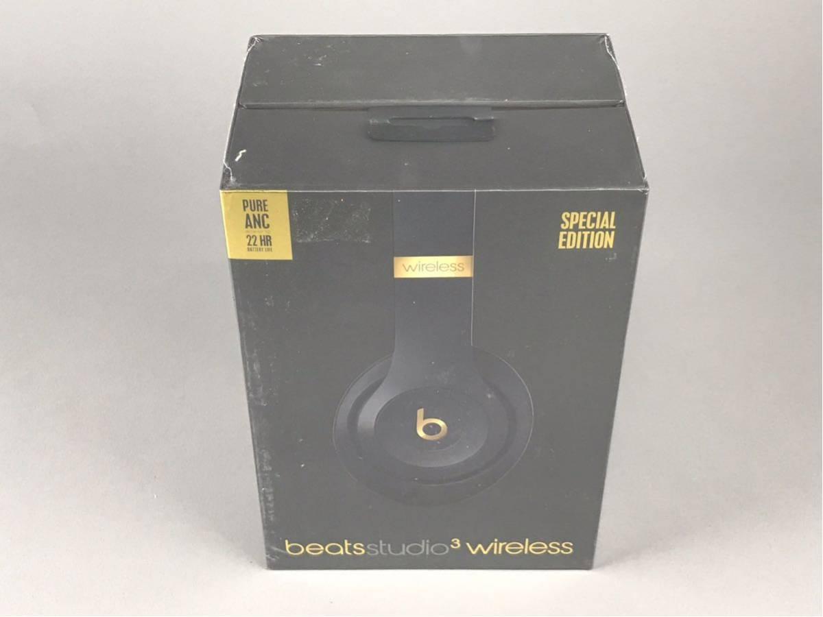新品未開封 beats studio3 wireless グレー Bluetooth ゲーミングイヤホン ヘッドセット ゲーミングヘッドセット 箱付き _画像5