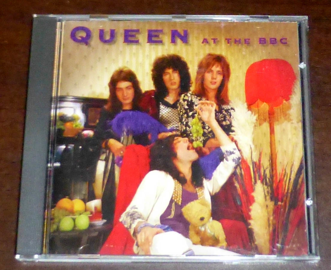QUEENクイーン★AT THE BBC_画像1