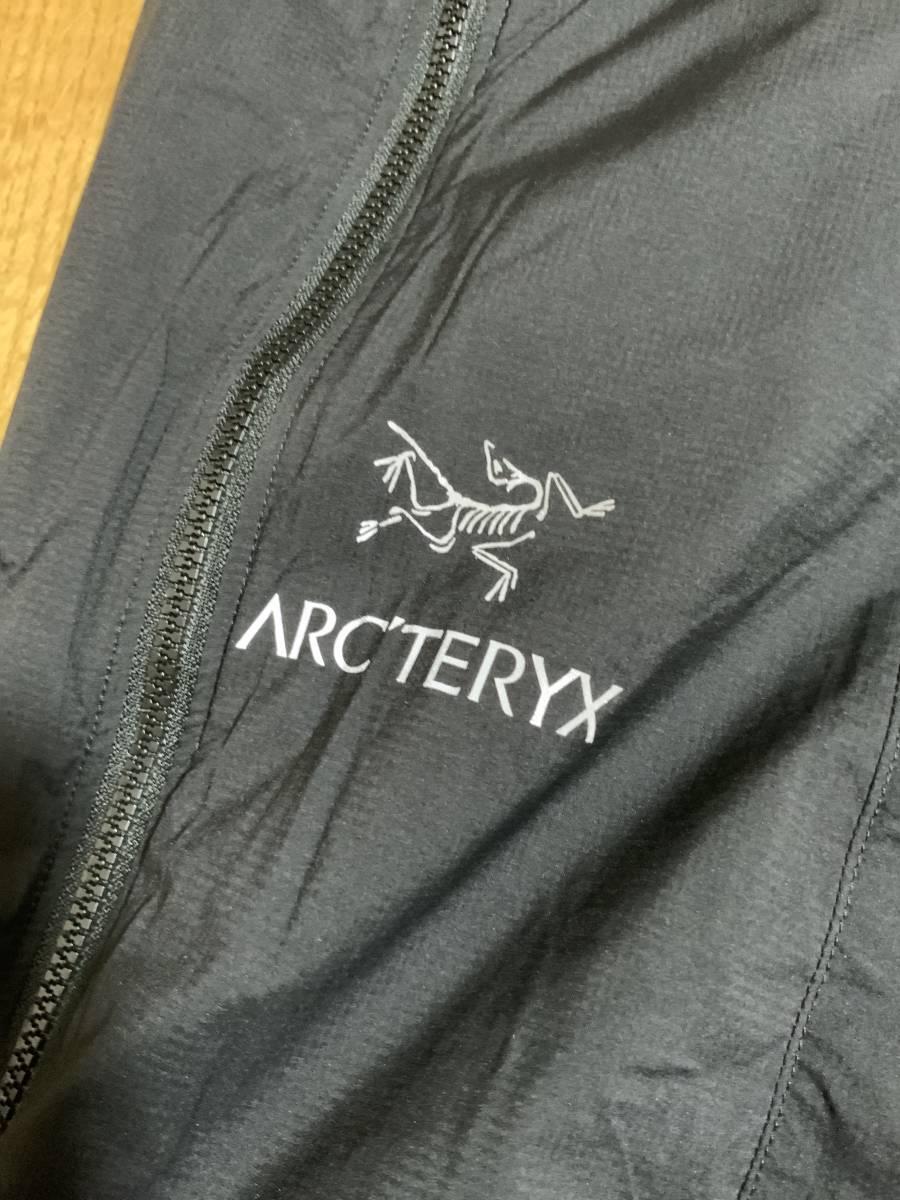 ARC'TERYX Atom Lt Pant XS アークテリクス アトム パンツ ブラック ミッドレイヤー ソフトシェル 登山 スキー スノボ アウトドア