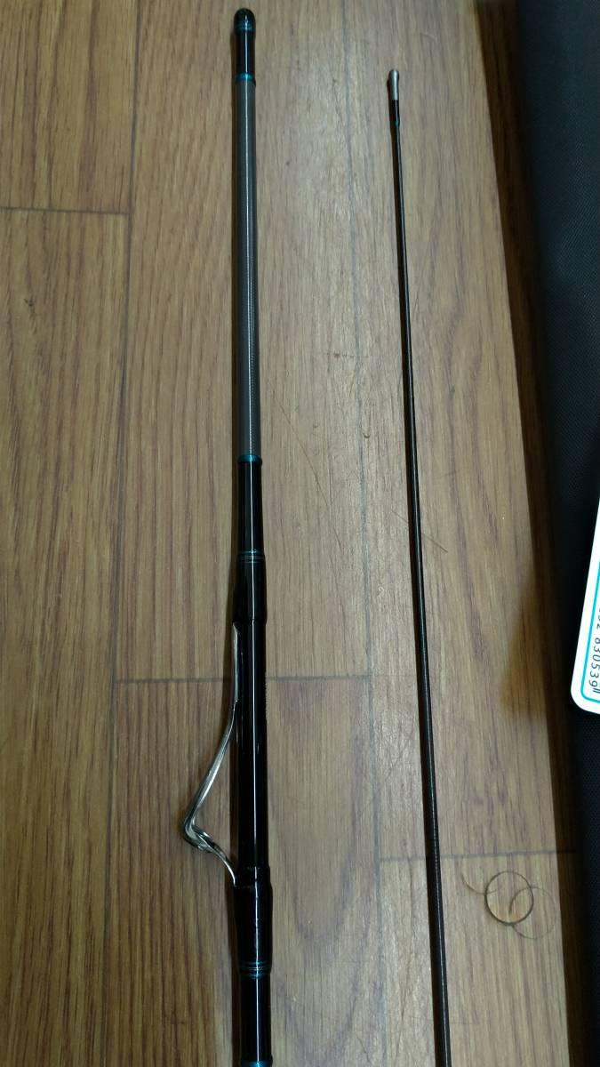 新品未使用品★ エメラルダス EX 84M-HD (SUPREME CAST for STOIST) ★ エギングロッド スピニング ダイワ_画像6