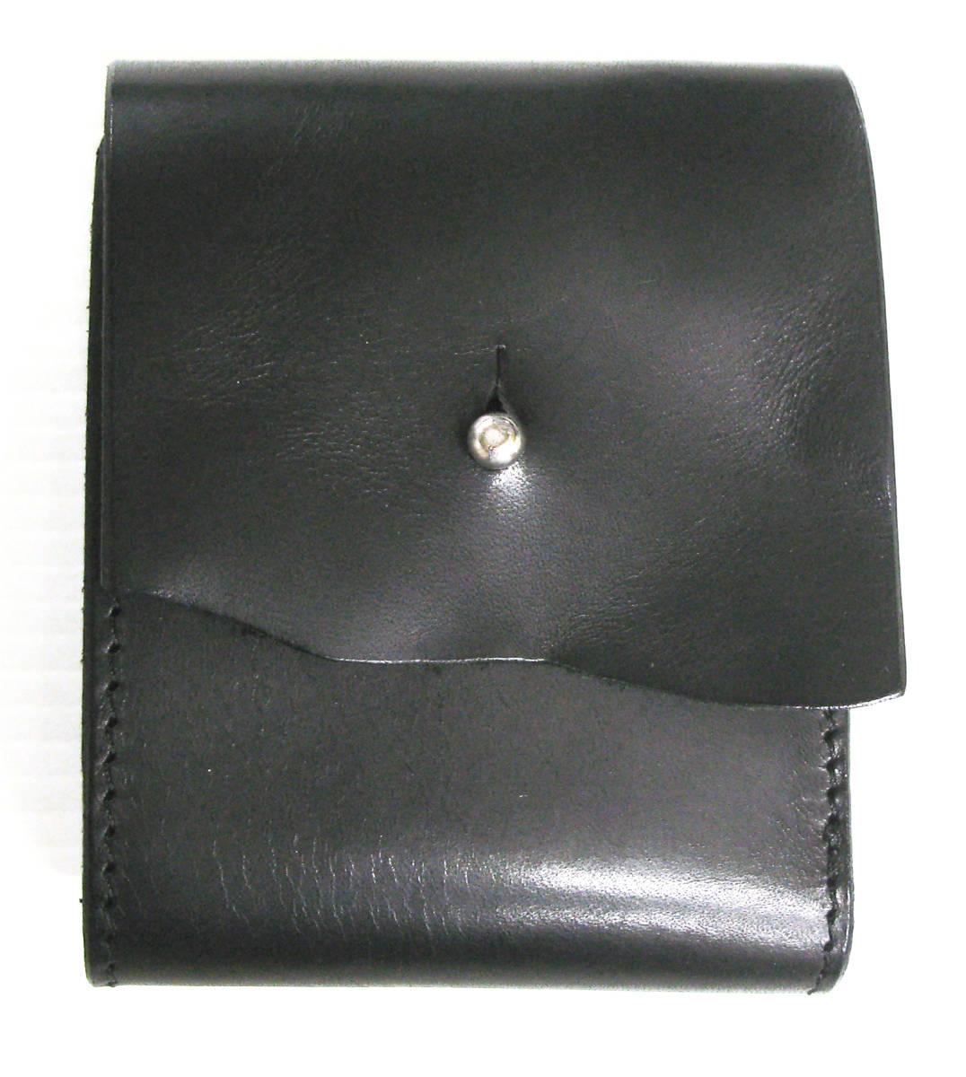 ワイズ:レザー ウォレット 財布 ( ヨウジ Yohji Yamamoto wallet 本革_画像1