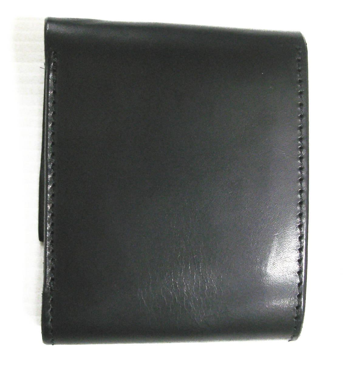 ワイズ:レザー ウォレット 財布 ( ヨウジ Yohji Yamamoto wallet 本革_画像4