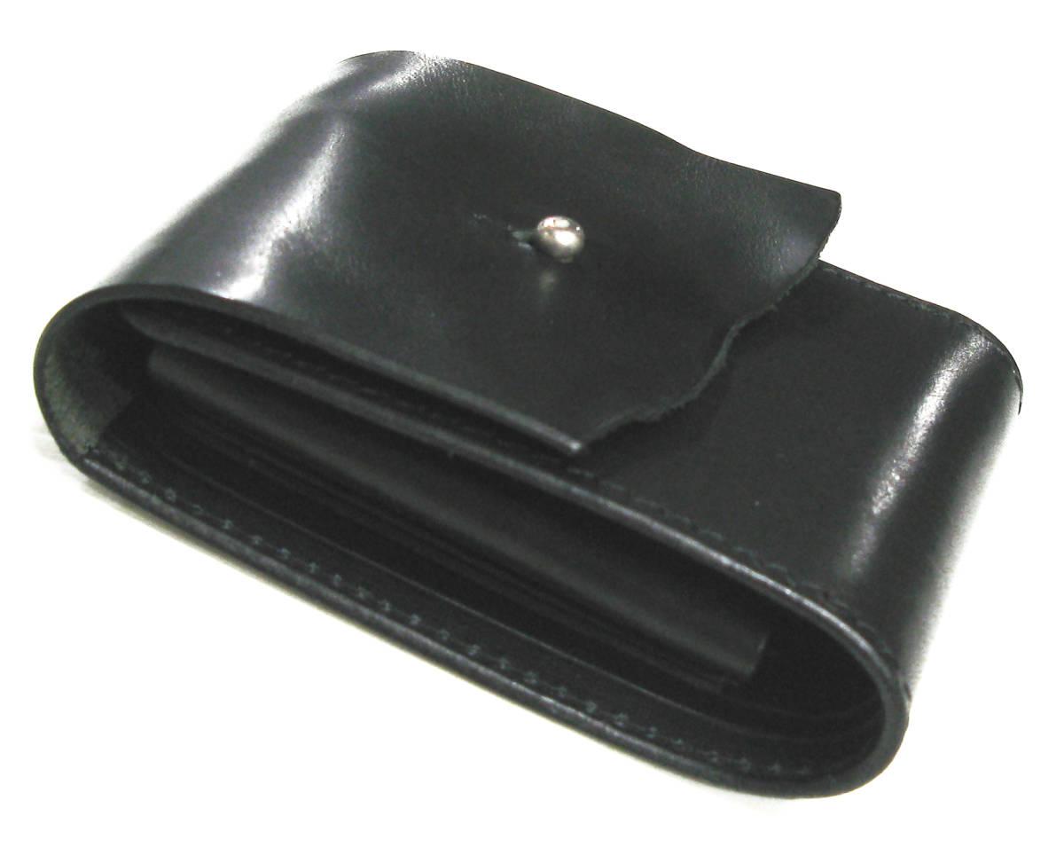 ワイズ:レザー ウォレット 財布 ( ヨウジ Yohji Yamamoto wallet 本革_画像3