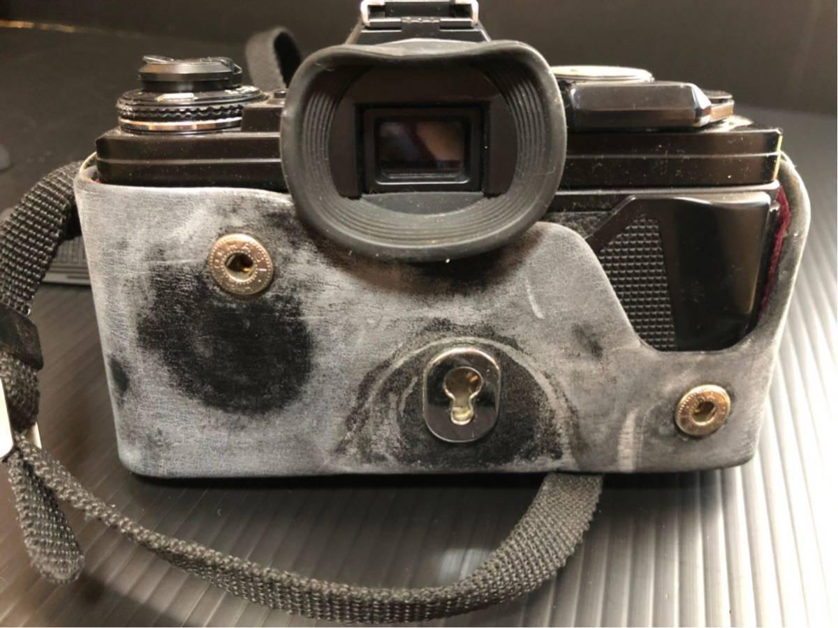 MINOLTA カメラ 一眼 X-700 ジャンク品 50mm_画像6