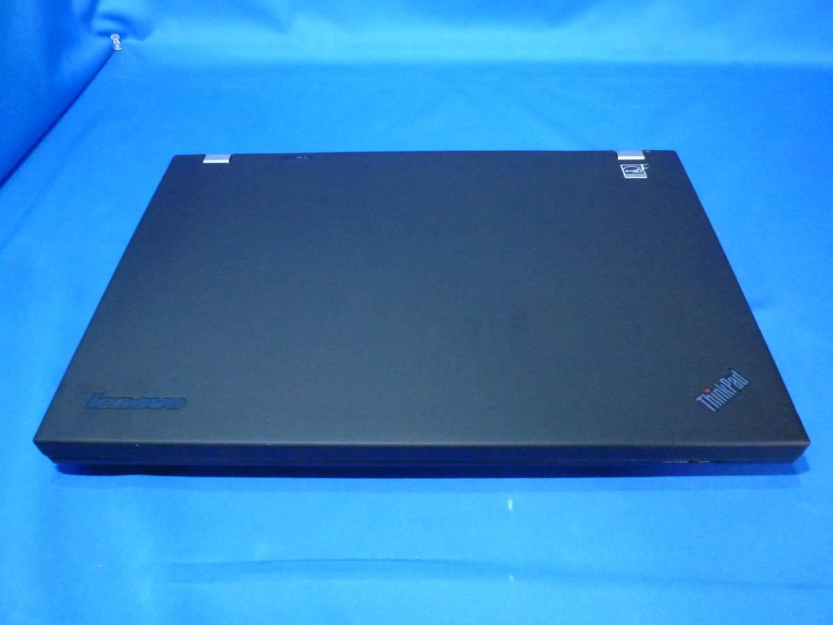★【ビープ音】Lenovo ThinkPad T530 2392-FTJ / Ci5-3320M/4GB/HD無/S-MULTI 【ジャンク】_画像3