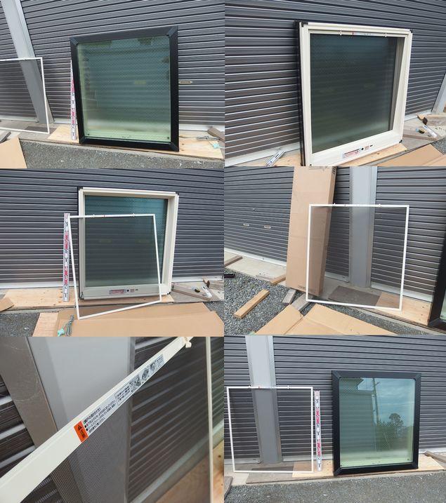 引取限定 天窓 トップライト スカイシアター 電動 リモコン TT型 遮熱高断熱複層ガラス 09911 水切瓦用 フック棒 LIXIL_画像2