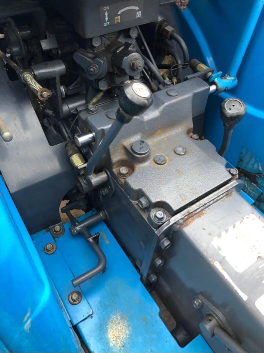 トラクター 4WD 16馬力 三菱 農業 園芸 家庭菜園_画像7