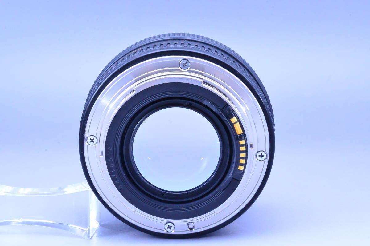 【クリア光学】 Canon キヤノン EF 50mm F1.4 USM カビ曇りの無い綺麗な光学です!_画像7