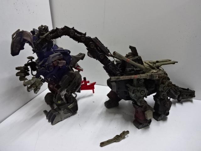 古いおもちゃ ゾイド ZOIDS ジャンク品 部品取り
