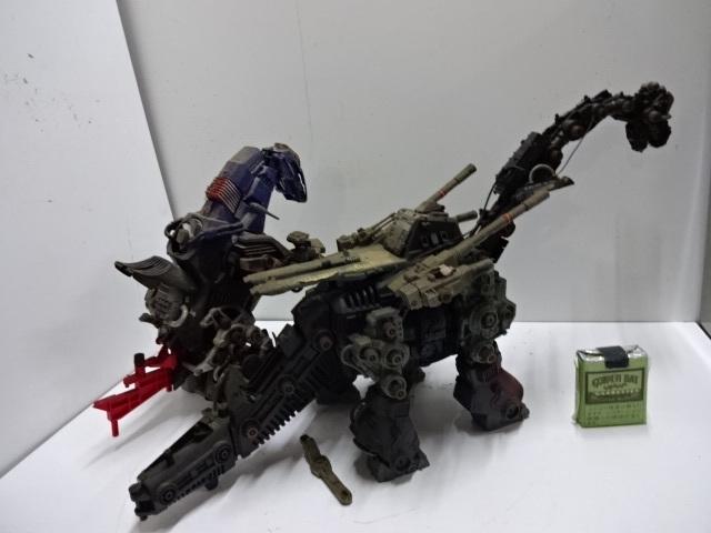 古いおもちゃ ゾイド ZOIDS ジャンク品 部品取り _画像2