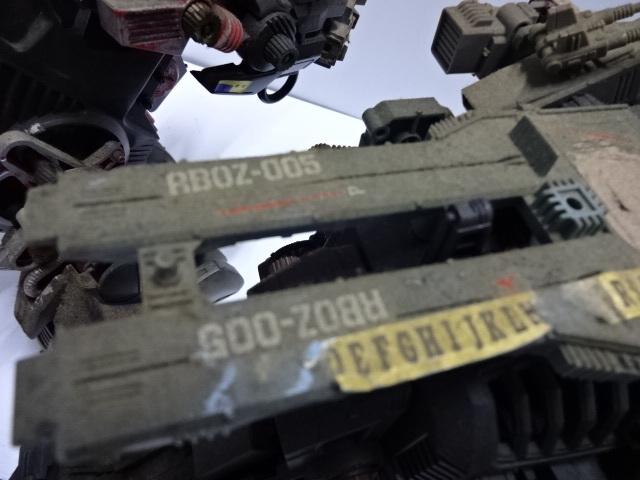 古いおもちゃ ゾイド ZOIDS ジャンク品 部品取り _画像3