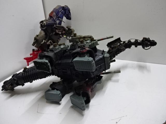 古いおもちゃ ゾイド ZOIDS ジャンク品 部品取り _画像4