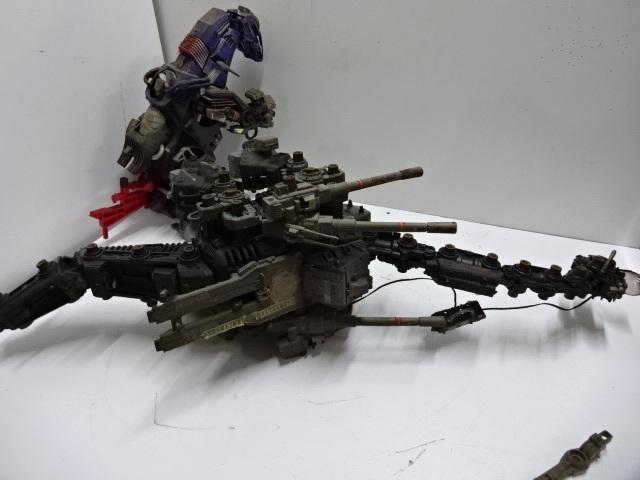 古いおもちゃ ゾイド ZOIDS ジャンク品 部品取り _画像5