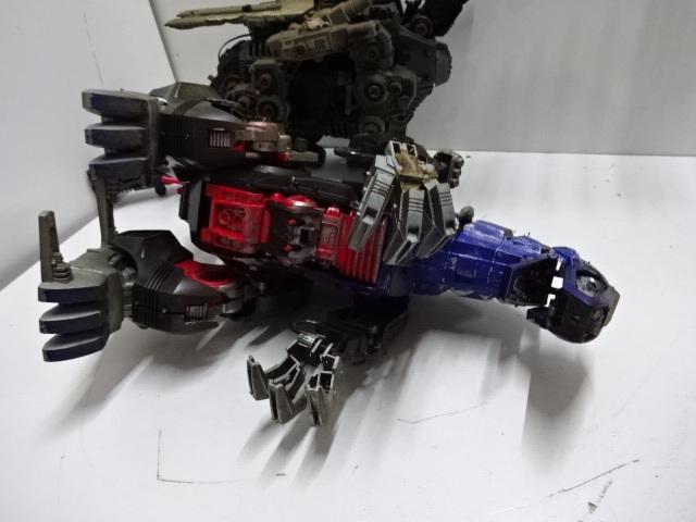 古いおもちゃ ゾイド ZOIDS ジャンク品 部品取り _画像6