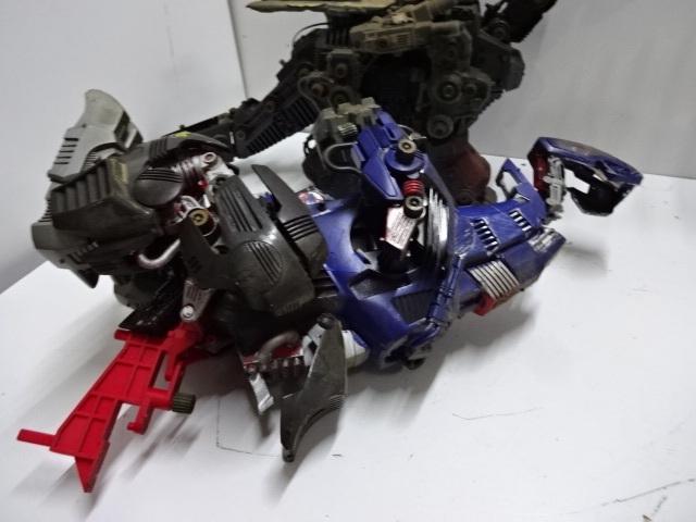 古いおもちゃ ゾイド ZOIDS ジャンク品 部品取り _画像7