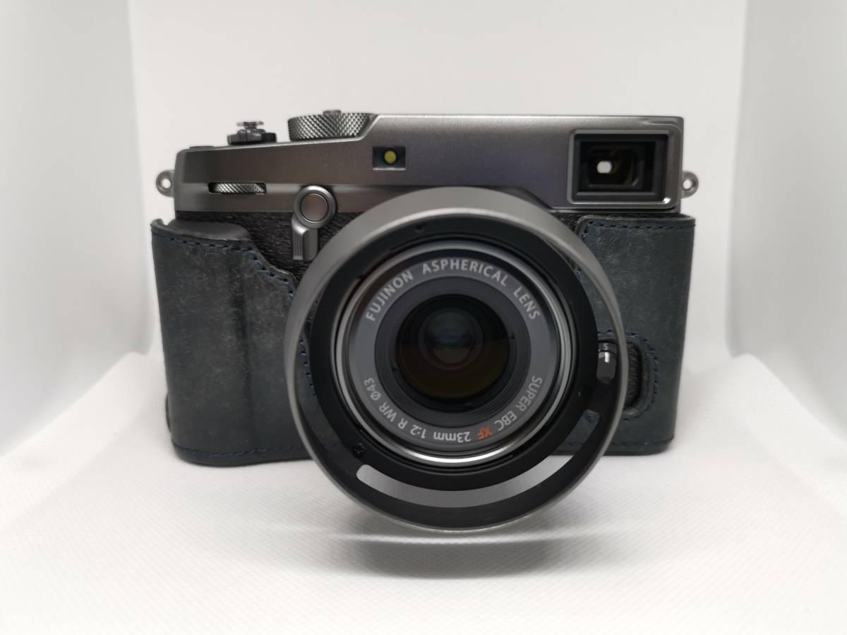 FUJIFILM X-Pro2 Graphite Edition おまけ付き 富士フイルム グラファイト Leica ライカ レンジファインダー オールドレンズ 限定_画像3