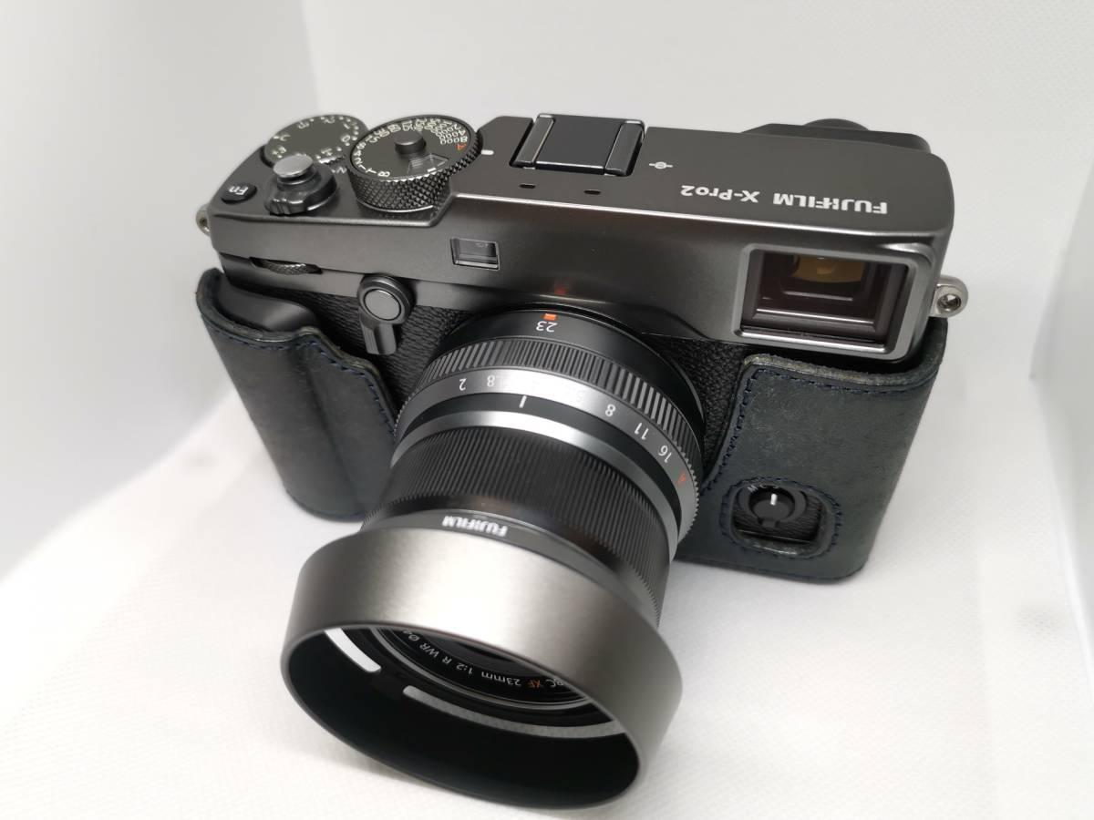 FUJIFILM X-Pro2 Graphite Edition おまけ付き 富士フイルム グラファイト Leica ライカ レンジファインダー オールドレンズ 限定_画像4