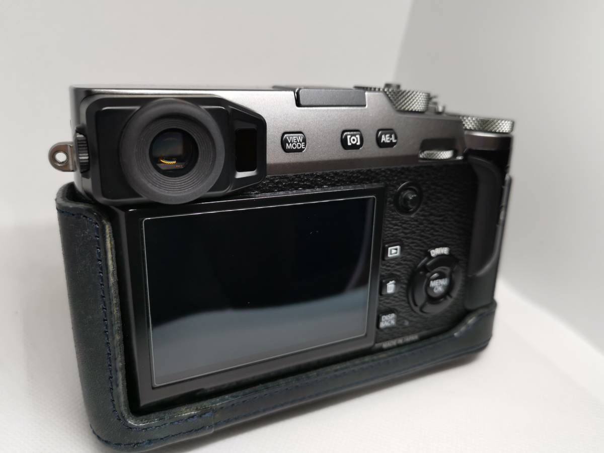 FUJIFILM X-Pro2 Graphite Edition おまけ付き 富士フイルム グラファイト Leica ライカ レンジファインダー オールドレンズ 限定_画像5