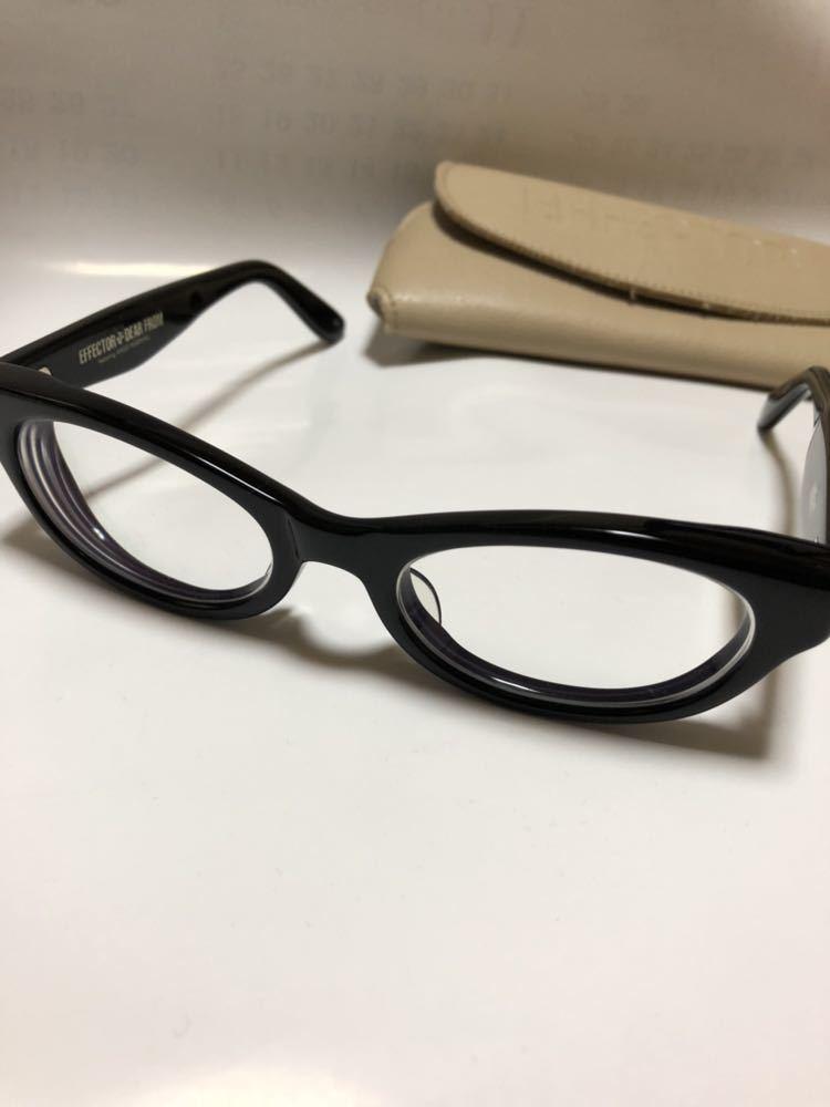 EFFECTOR William エフェクター ウィリアム フレーム 眼鏡 メガネ ネイバーフッド supreme_画像2