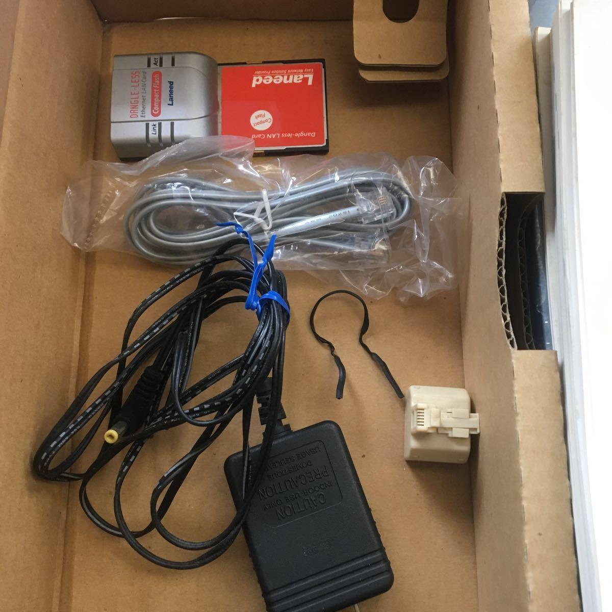 NEC Mobile gear II MC-R520 一式 一部未開封 動作保証なし _画像4