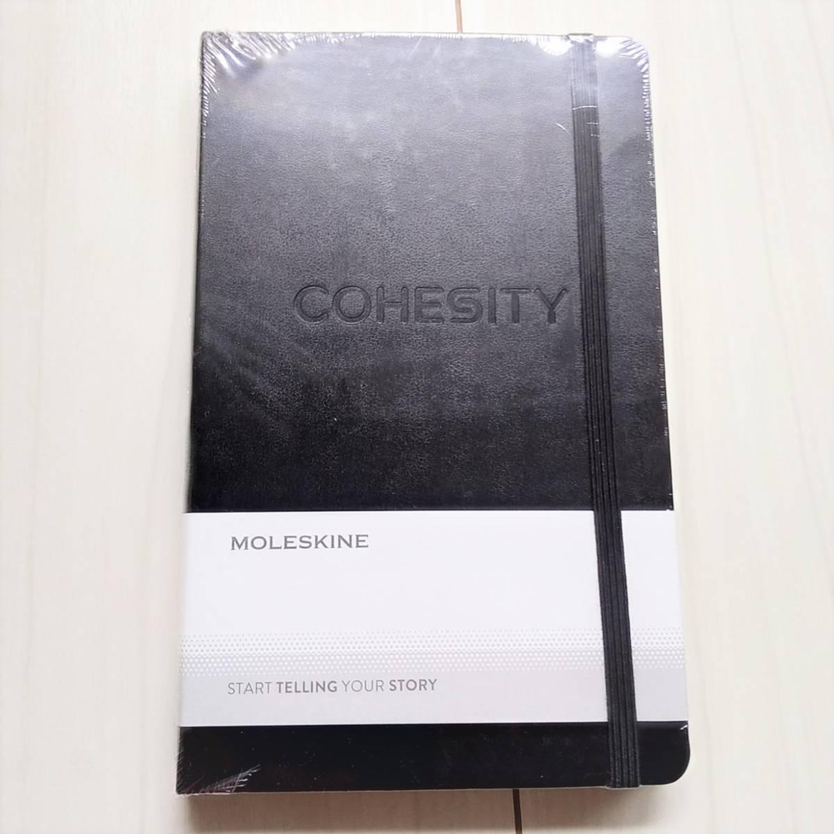 新品★モレスキンノートを含む A5 バンド付きノート3冊&ペン1本セット_画像2