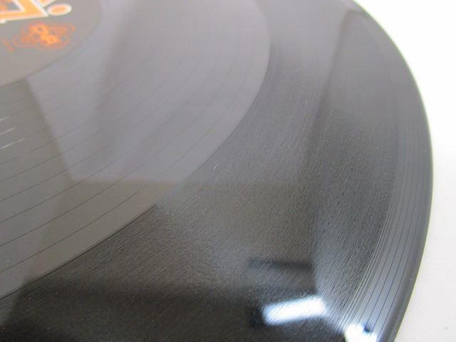 [190618177] ネバー・ギブ・アップ 歌:フリッズル・シッズル キャニオンレコード C12Y0270 12インチ・シングル LPレコード 【中古】 _画像6