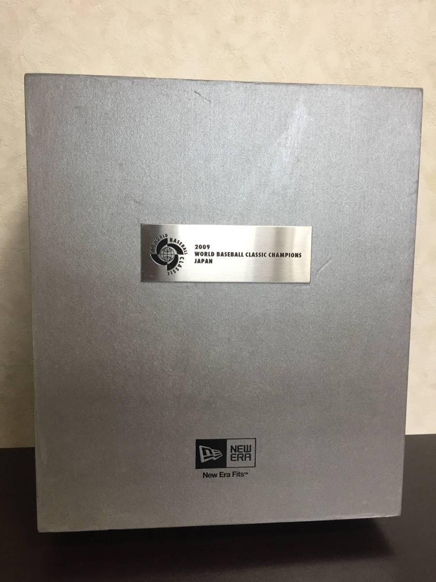 入手困難 激レア 希少品 ニューエラ WBC 日本代表 世界400個限定 シリアル付 58.7cm コレクションに!! キャップ NEWERA 消費税なし!!_画像1