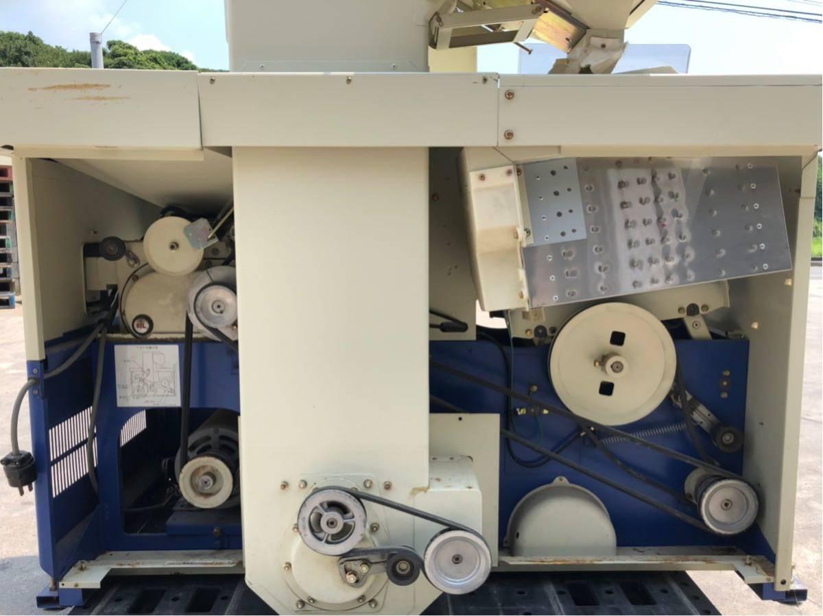 福岡県行橋市からサタケ籾摺り機NPS350自動ロール_画像6