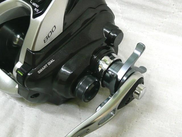 シマノ フォースマスター 800 SHIMANO ForceMaster 800_画像2